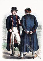 Wendische Bauern Tracht aus dem Landkreis Lebus um 1880