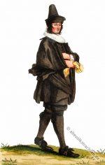 Schulmeister aus Basel im 17. Jahrhundert.