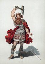 Thor, Donar. Der Ring des Nibelungen.