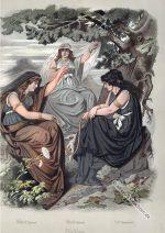 Die Nornen. Der Ring des Nibelungen.