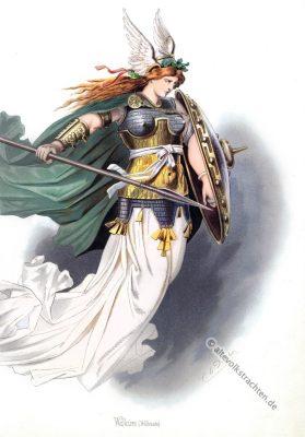 Walküre, Waltraude, Rheingold, Nibelungen, Kostüm,