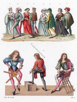 Chirurgen des späten Mittelalters im 15. Jahrhundert.