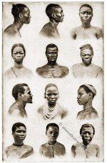 Afrikanische Völker im 19. Jahrhundert