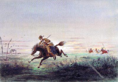 Pony Express, Reiter, US Postdienst, Indianer, Postservice, Wilder Westen,