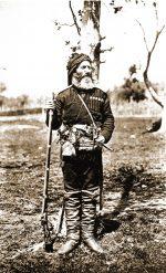 Gurier, Georgier, Grusier, Trachten, Transkaukasien, Kaukasus, Roderich von Erckert, Kostümkunde