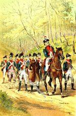 Französische Nationalgarden 1792