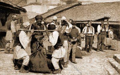 Trachten, Bosnien, Herzegowina, Guillaume Capus, Reiseliteratur, Balkan