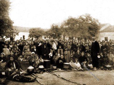 Armenien, Armenische, Flüchtlinge, Warna, Bulgarien, Marquis Dufferin Ava, Genozid, Völkermord