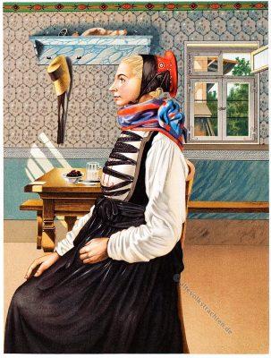 Breidenstein, Hessen, Trachten, Trachtenbuch, Folklore
