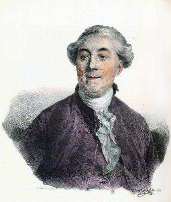 Jacques Necker, minister, frankreich,