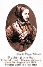 Trachtenhaube, Rotenzimmern, Dietingen, Baden-Württemberg, Haube, Rose Julien, Volkstrachten