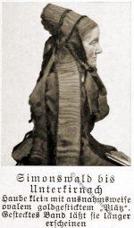 Trachtenhaube, Baden-Württemberg Schwarzwald-Baar-Kreis, Schwarzwald, Haube, Rose Julien, Volkstrachten