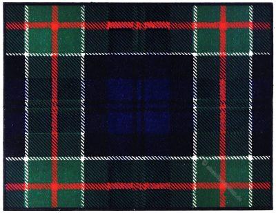 Colquhoun, Tartan, Clan, Schottland, Scottish