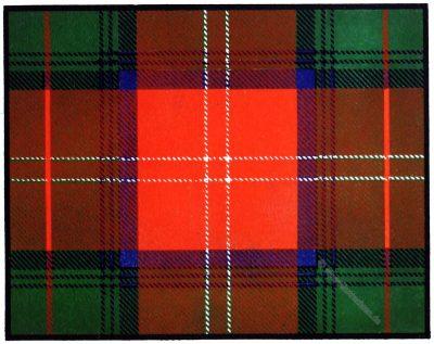Tartan, Chisholm, Clans, Scottish, Highlands, Scotland, Schottland, costume