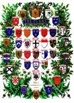 Tartans der Clans der Schottischen Highlands