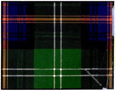 Sutherland, Clan, Tartan, Ancient, Highlands, Scotland, Schottland