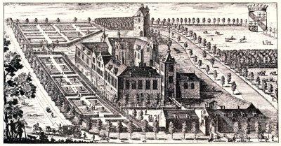 Schloß, Sevenberghen, Castella, Brabantiae, Brabant,