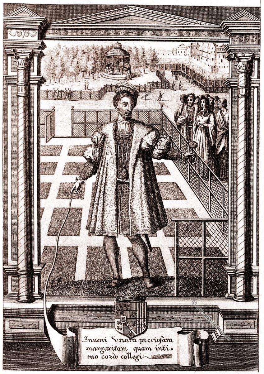 Henri d'Albret, König, Navarra, Alençon, NAVARRE