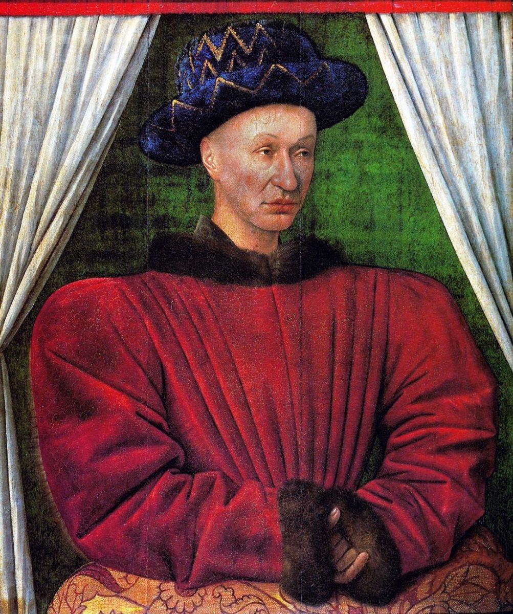 König, Karl VII, König, Frankreich, Jean Fouquet