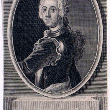 Diplomat, Jacques-Joachim Trotti, Marquis de La Chétardie,