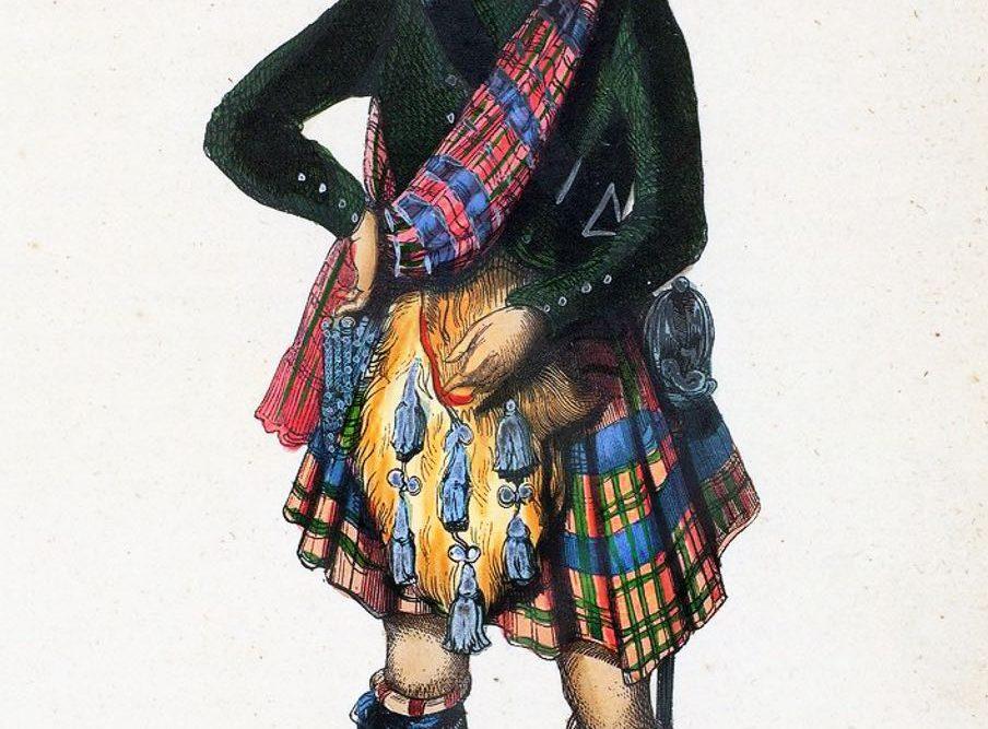 Schottland, Kilt, Clan, Écosse, Chief, Scottish Highlands, Trachten, Kostüm,