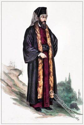 Liturgisches Gewand, armenischer Priester, Armenien, Volkskostüm, Griechisch orthodox, Kostüm