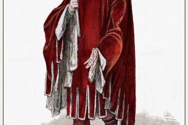 Fürst, Burgund, Renaissance, Historische Kleidung, Kostümgeschichte,