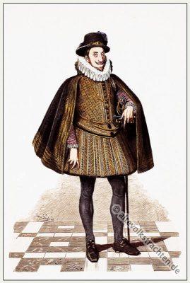 Ferdinand II., Kaiser, Deutschland, Dreissigjähriger Krieg, Kostüm, Barock