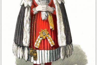 Friesland, Tracht, Westerland, Friesische, Tracht, Historisches Kostüm, Sylt, Trachten, Volkstrachten,
