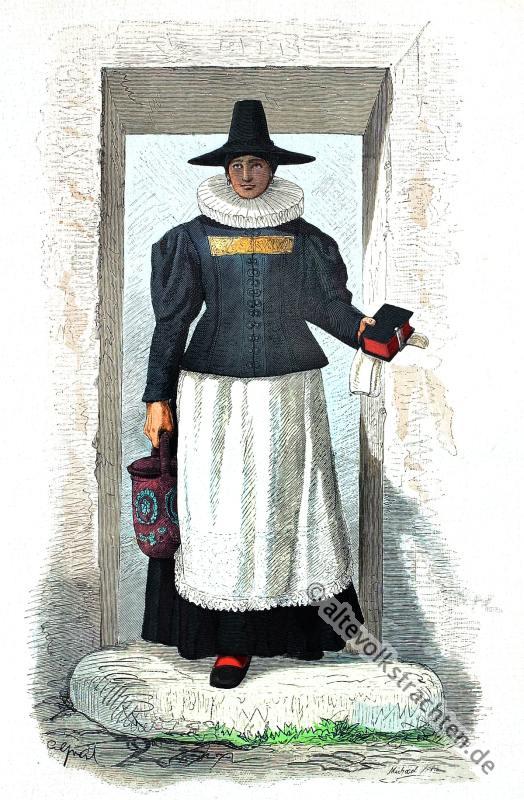 Bäuerin, Bauernkrieg, Barock, Kostüme, 16. Jahrhundert, Mode, Spanische Hoftracht, Modegeschichte, Kostümgeschichte