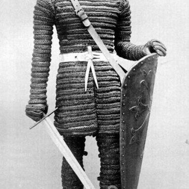 Ritter aus dem 12. Jahrhundert