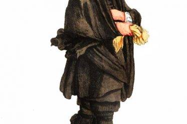 Schulmeister, Amtstracht, Basel, Schweiz, Barock, Kostüm