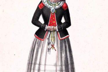 Mariabildjungfrau, Saal, Saale, Trachten, Franken, Bayern