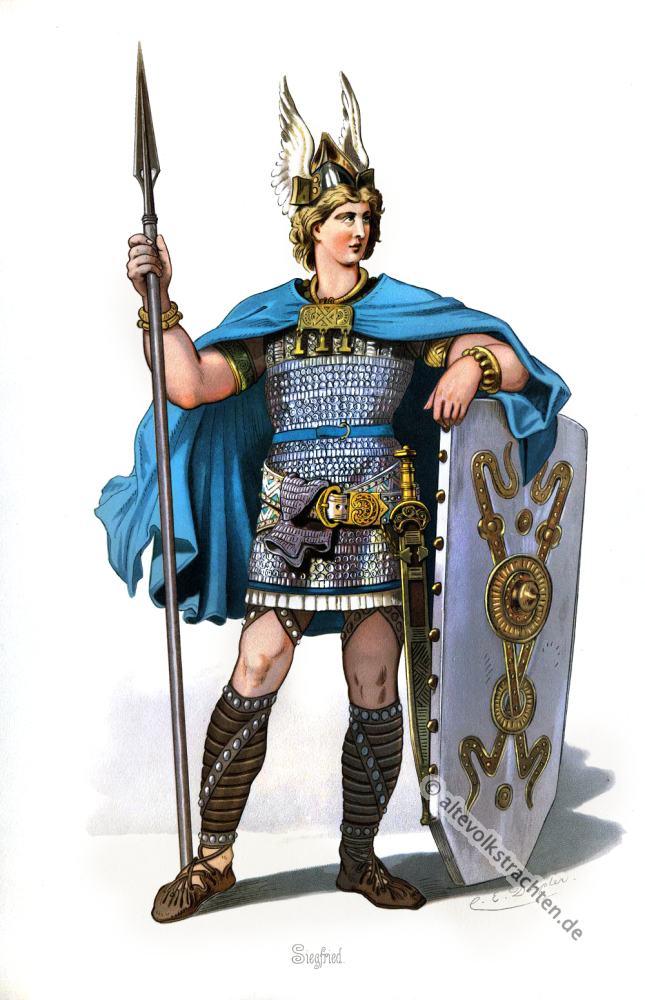 Siegfried,Rheingold, Nibelungen, Richard Wagner, Kostüm, Oper