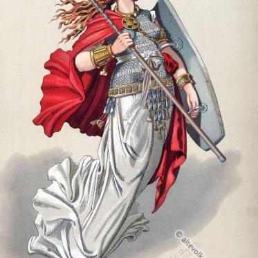 Brünnhilde. Der Ring des Nibelungen.