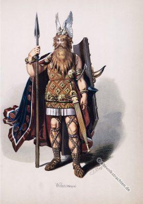 Kostüm, Wotan, Odin, Rheingold, Nibelungen