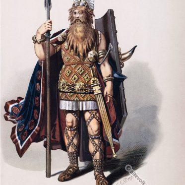 Heervater Wotan. Der Ring des Nibelungen.