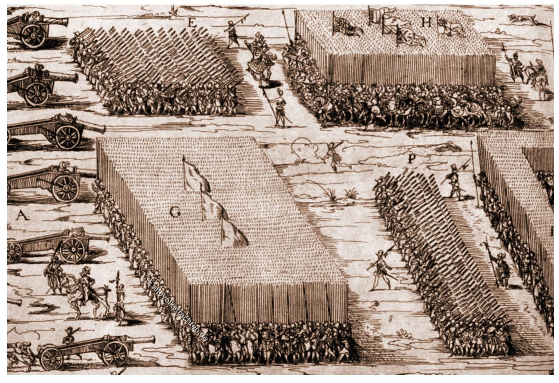 Leonhart Fronsberger, Kriegsbuch, Landsknechte, Artillerie, Militär, Renaissance