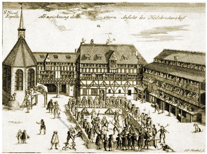 Schwertkampfschule, Nürnberg, dreissigjähriger Krieg, Johann Peter Henkel,