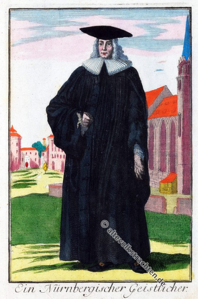 Geistlicher, Barock,Rokoko, Mode, Kostüm, Soutane, Pfarrer, Kirchlich, 18. Jahrhundert, Mode, Geschichte, Epoche