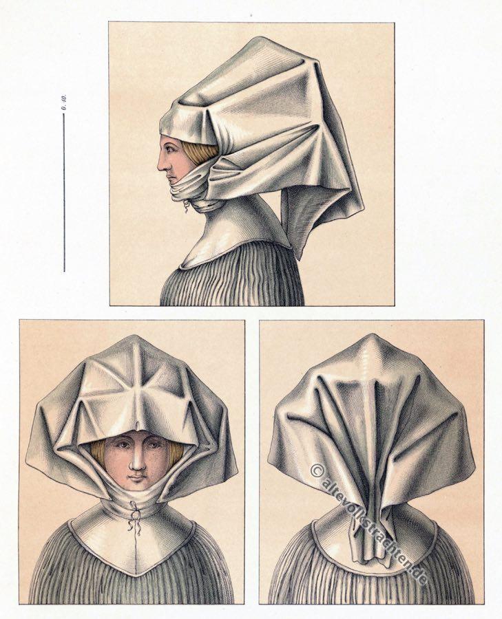 Kopfbedeckung, Renaissance, Hut, 16. Jahrhundert