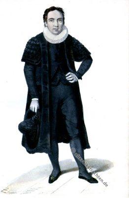 Hamburg, Tracht, Kostüm, Hamburger Bürgermeister, Trachten, Kostümgeschichte, Kleidung, Historische Bekleidung