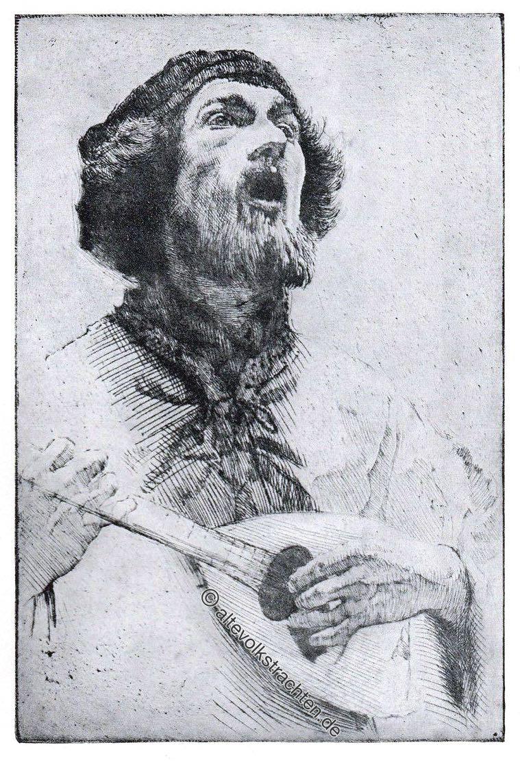 Troubadour, Aquitanien, William A. Levy,