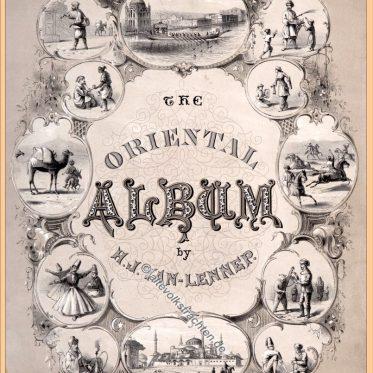 Orientalisches Album 1862. Menschen und Landschaften der Türkei.