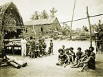 Kalo, village, Papua, New Guinea, J. W. Lindt