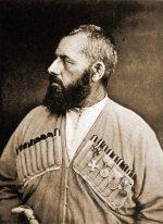 Aware, Avaren, Awaren, Tracht, Sakatali, Trachten, Transkaukasien, Kaukasus, Roderich von Erckert, Kostümkunde