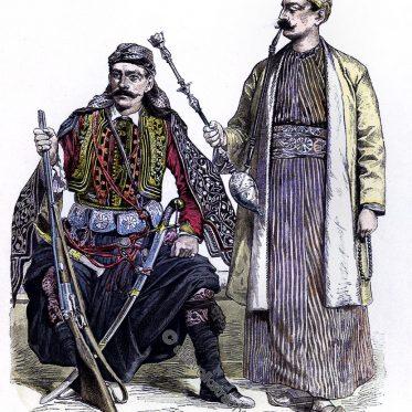 Fürst von Libanon, Muslim aus Damaskus.
