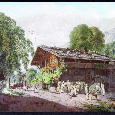 Die fleißige Familie von Franz Niklaus König