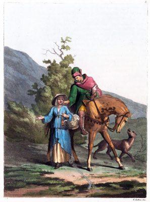 Landenberg, Reichsvogt, Schweiz, Mittelalter, Kostüm, 13. Jh, Kostümgeschichte