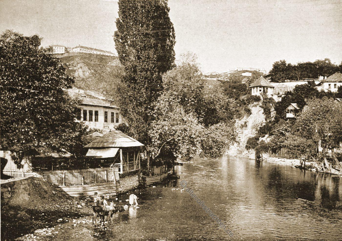 Sarajevo, Miliatchka, Bendbachi, Trachten, Bosnien, Herzegowina, Guillaume Capus, Reiseliteratur, Balkan